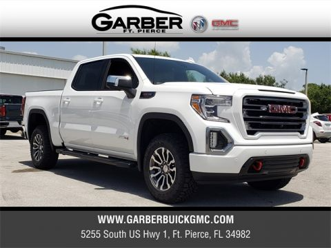 New 2019 GMC Sierra 1500 AT4 4WD