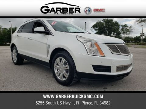 Pre-Owned 2011 Cadillac SRX Luxury With Navigation