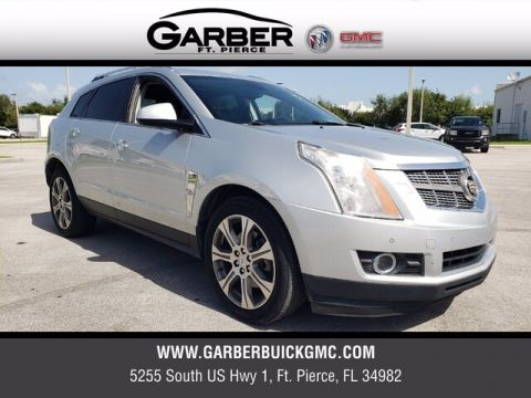 Pre-Owned 2012 Cadillac SRX Premium With Navigation