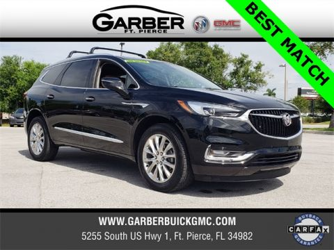 Pre-Owned 2018 Buick Enclave Premium Group FWD 4D Sport Utility
