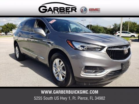 Pre-Owned 2019 Buick Enclave Premium Group With Navigation