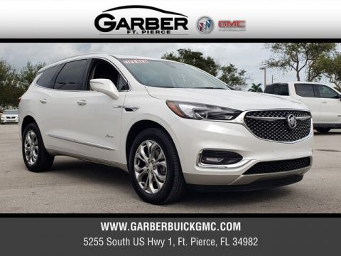 Pre-Owned 2019 Buick Enclave Avenir With Navigation