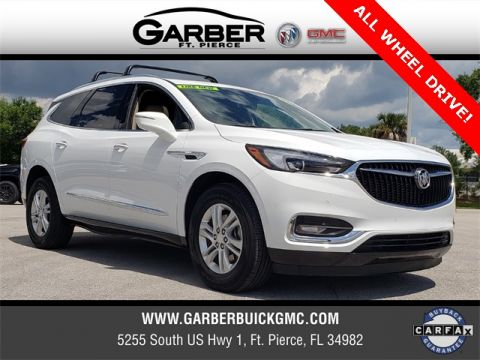 Pre-Owned 2018 Buick Enclave Premium Group AWD
