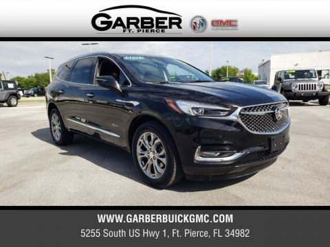 Pre-Owned 2019 Buick Enclave Avenir With Navigation & AWD