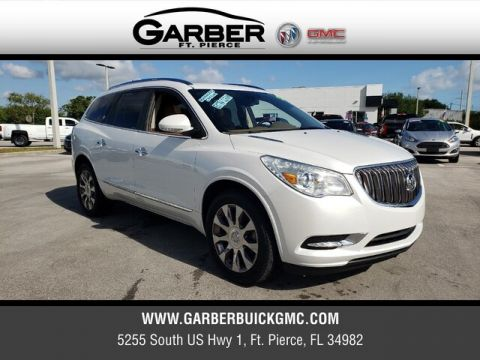 Pre-Owned 2017 Buick Enclave Leather Group With Navigation