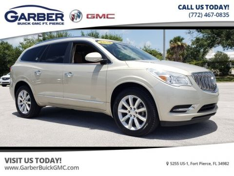 Pre-Owned 2016 Buick Enclave Premium Group With Navigation