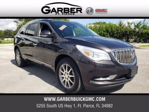 Pre-Owned 2015 Buick Enclave Leather Group AWD
