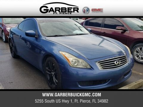 Pre-Owned 2008 INFINITI G37 Journey