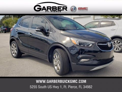 Pre-Owned 2017 Buick Encore Essence With Navigation