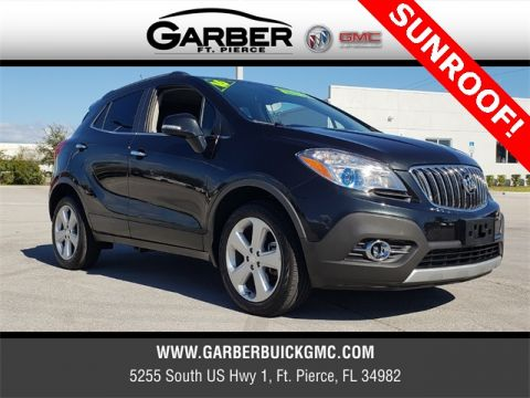 Pre-Owned 2016 Buick Encore Convenience AWD