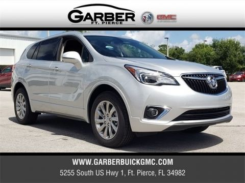 New 2019 Buick Envision Essence AWD