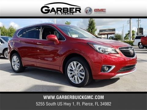 New 2019 Buick Envision Premium I AWD