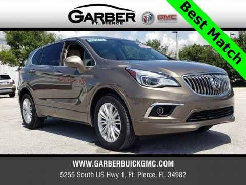 Pre-Owned 2017 Buick Envision Preferred FWD 4D Sport Utility