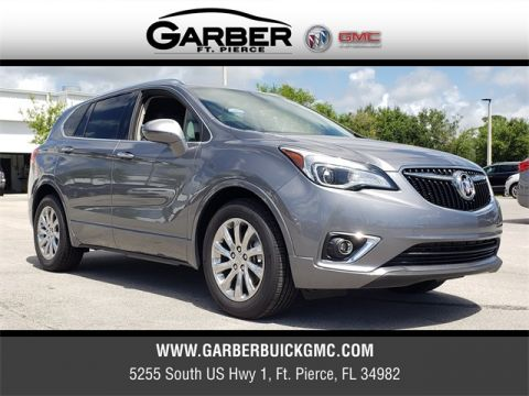 New 2019 Buick Envision Essence FWD 4D Sport Utility