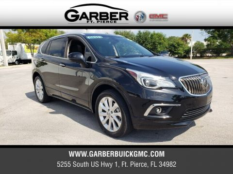 Pre-Owned 2017 Buick Envision Premium II With Navigation & AWD