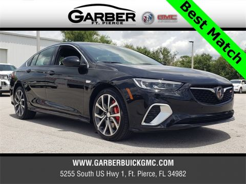 Pre-Owned 2019 Buick Regal GS AWD