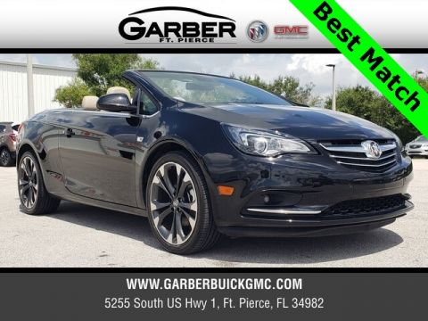 Pre-Owned 2019 Buick Cascada Premium With Navigation