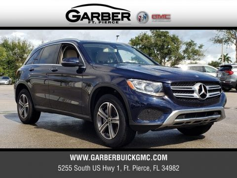 Pre-Owned 2018 Mercedes-Benz GLC GLC 300 With Navigation